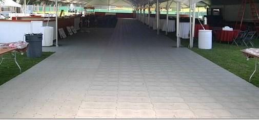 portafloor/ hexadeck tent floor lou KY & Tent Accessories | Evans Event Solutions