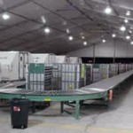 warehouse tent structure for long term rental